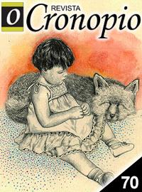 Portada Edición 70 Revista Cronopio