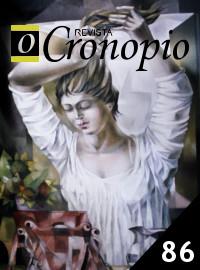 Portada Edición 86 Revista Cronopio